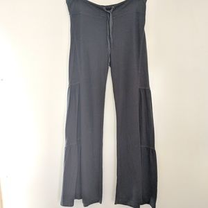 XCVI Tencel Drawstring Wide Leg Pants Size Medium